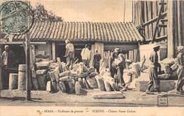 CHINE - Pékin / Tailleur De Pierres - Chinese Stones Culters - Beau Cliché Animé - Cina