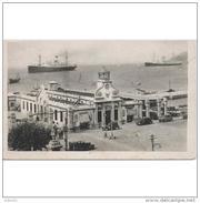 PTVDTPA256CPA-LFT5861TAD.Tarjeta Postal DE PONTEVEDRA.Edificios,barcos Y Mar.ADUANA DE VIGO..Pontevedra - Aduana