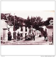 GRNTP6254CPA-LFTD7894TAD.Tarjeta Postal DE GERONA.coche Y Guardias..arboles,ADUANA ESPAÑOLA En LA JUNQUERA.GERONA. - Aduana