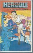 """VHS / K7 Vidéo    """"  HERCULE L'INVINCIBLE ... LA BAGUE DE JUPITER   """" - Dessins Animés"""