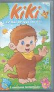 """VHS / K7 Vidéo    """"  KIKI - LE KIKI DE TOUS LES KIKI   """" - Dessins Animés"""