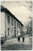 CPA CANTAL - CALVINET - LA GENDARMERIE - Autres Communes
