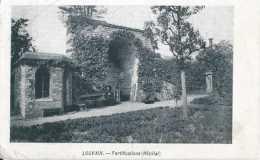 Leuven - Louvain - Fortifications - Hôpital - Circulé En 1907 - Animée - BE - Leuven