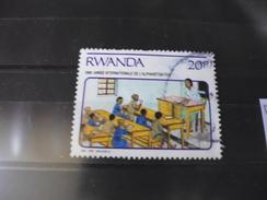 RWANDA TIMBRE  YVERT N° 1310 - Rwanda