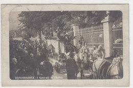 Domodossola - I Funerali Di Chavez - 1915    (PA-11-110329) - Accidents