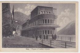 Oria - Dogana Al Confine Svizzero - 1948    (PA-11-110329) - Dogana