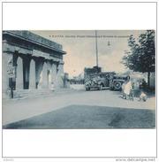 GPCATP6808CPA-LFT5255AD.Tarjet A Postal DE GUIPUZCOA.Edificios DE ADUANA EN BEHOBIA,puente De Union Con Francia. - Aduana