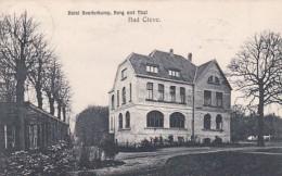 2869147Bad Cleve, Hotel Sonderkamp, Berg Und Thal (1912)(sehe Ecken) - Kleve
