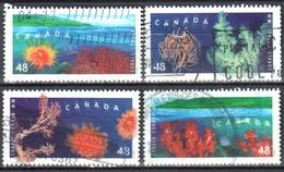 Canada 2002 - Mi.2049-52 - Used