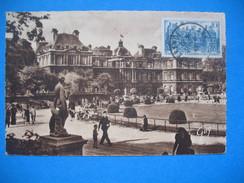 Carte-Maximum    N° 760  Palais Du Luxembourg     1946 - 1940-49