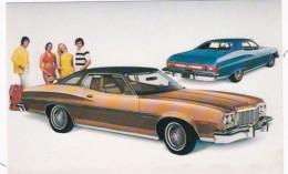 1975 Ford Gran Torino Brougham 2 Door Hardtop & 4 Door Pilla