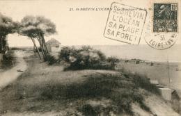 Le Boulevard De La Mer - Saint-Brevin-l'Océan
