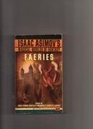 """ASSEZ  RARE  --  ISAAC  ASIMOV ' S   --  """"""""  FAERIES  """"""""  --  A  ROC  BOOK  --  1991........ - Novels"""