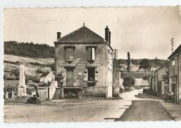 71 - Saone Et Loire - Marizy La Poste Et Monument 1952 - Altri Comuni