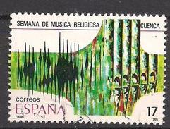Spanien (1986)  Mi.Nr.  2719  Gest. / Used  (4fd23) - 1931-Heute: 2. Rep. - ... Juan Carlos I