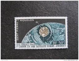 Saint Pierre Et Miquelon: TB PA N°29, Neuf XX. Cote = 8 Euros. - Poste Aérienne