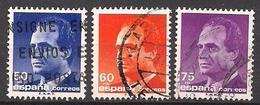 Spanien (1989)  Mi.Nr.  2882 - 2884  Gest. / Used  (4fd21) - 1931-Heute: 2. Rep. - ... Juan Carlos I