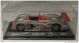AUDI R8 2001 (24 Heures Du Mans) - 1/43 En Boite,en Excellent Etat ! - Coches