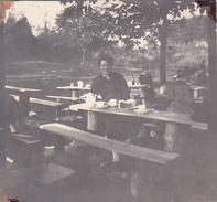 26017 Trois 3 Photos à LINKEBEEK Belgique - Ferme Saint Eloi , 24 Mai 1920 -