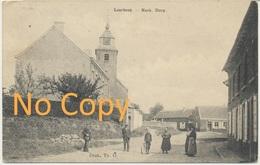 Leerbeek Belgique : Kerk Dorp / Krieg 1914-18 / Stempel - Cachet Militaire Allemand - België