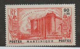 1939  MARTINIQUE  NEUF** MNH - Martinica (1886-1947)