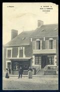 Cpa Du 53 Madré Hôtel Du Commerce Foucher   ...  Villaines La Juhel   NCL47 - Villaines La Juhel