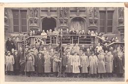 26023 Carte Photo Belgique - Tribune Officielle -bruxelles Grand Place - Photo RAEYMAEKERS, Louvain ? Leuven - Belgique