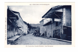 Route Des Grands Goulets - Les Baraques - France