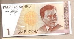 Kirghizistan - Banconota Non Circolata FdS Da 1 Som - 2004 - Kirghizistan