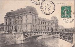 RENNES  ( 35 ) Faculté Des Sciences - Rennes