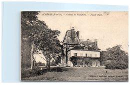 78 Achères : Château Du Picquenard - Acheres