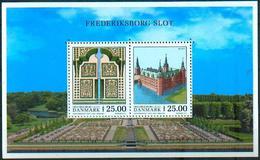 Danemark Denmark 2017 - Europa, Château De Frederiksborg / Frederiksborg Castle - MNH - 2017