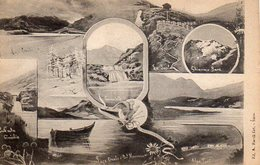 Souvenir Du Montcenis - Lago Grande E Piccolo Moncenisio - Alpe Toet - Ghiacciaio Bard... (formato Piccolo) - Altre Città