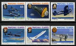 1987 - MARSHALL ISLANDS -  Catg.. Mi. 113/118 -  NH - (I-SRA3207.27) - Islas Marshall