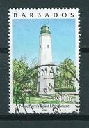 2000 Barbados 40 Cent Lighthouse,leuchtturme Used/gebruikt/oblitere - Barbados (1966-...)