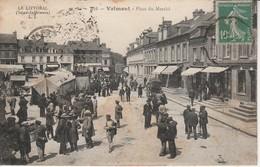 76 - VALMONT - Place Du Marché - Valmont