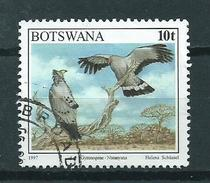 1997 Botswana Birds,oiseaux,vögel Used/gebruikt/oblitere - Botswana (1966-...)