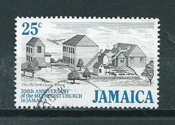 1989 Jamaica Methodist Church Used/gebruikt/oblitere - Jamaica (1962-...)