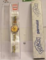MONDOSORPRESA -  PARMALAT POKEWATCH - Pokèwatch - POKEMON OROLOGIO - PICACHU #25 - Advertisement Watches
