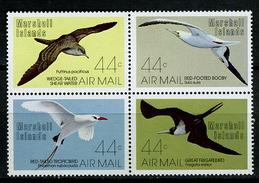 1987 - MARSHALL ISLANDS -  Catg.. Mi. 105/108 -  NH - (I-SRA3207.27) - Marshall