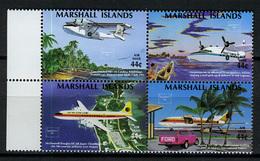 1986 - MARSHALL ISLANDS -  Catg.. Mi. 77/80 -  NH - (I-SRA3207.27) - Marshall