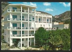 CALA GONONE Sardegna Nuoro Hotel MIRAMARE 1974 - Nuoro
