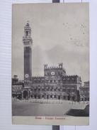 CPA Siena Palazzo Communale T.B.E.  19.. - Siena
