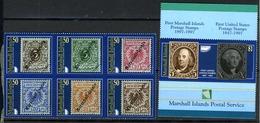 1997 - MARSHALL ISLANDS -  Catg.. Mi. 819/825 -  NH - (I-SRA3207.27) - Marshall
