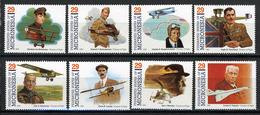 1993 - MICRONESIA -  Catg.. Mi. 265/272 -  NH - (I-SRA3207.28) - Micronesia