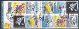 BELGIQUE 2005 Nº C-3358 USADO 1º DIA - Carnet 1953-....