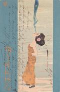 Riva Per Rovereto 1903 Cartolina Illustrata. Raphael Kirchner. - Kirchner, Raphael