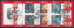 BELGIQUE 2005 Nº C-3439 USADO 1º DIA - Carnet 1953-....