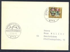 Germany Deutschland 1962 Card: Ski Jumping Bischofsheim Skispringen; Skiparadies Kreuzberg Schanze