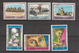 Sellos Stamps QATAR - MNH*** - Qatar